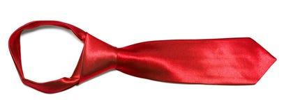 Neck tie isolated on white Stock Photos