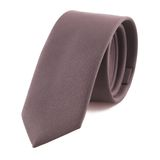 Neck tie rolled up Stock Images