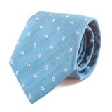 Neck tie rolled up Royalty Free Stock Images