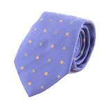 Neck tie rolled up Royalty Free Stock Photos