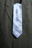 Neck tie and suit Royalty Free Stock Photo