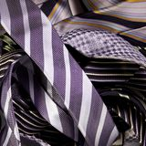 Neck ties Stock Photo