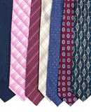 Neck ties royalty free stock images