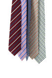 Neck ties Stock Photos
