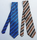 Neck ties Stock Photography