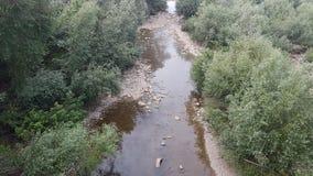 Neckar Fluss Foto de Stock Royalty Free