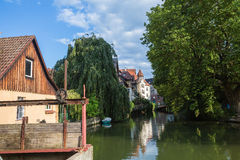 Neckar royalty free stock image
