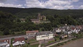 Neckarsteinach Image libre de droits