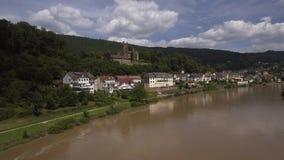 Neckarsteinach Imagem de Stock