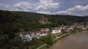 Neckarsteinach Image stock