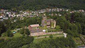 Neckarsteinach Fotografia de Stock