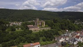 Neckarsteinach Fotografia de Stock Royalty Free