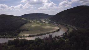 Neckarsteinach Photo libre de droits