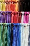 Neckerchiefs colorido Foto de Stock