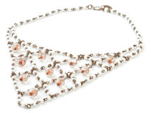 Necklace Royalty Free Stock Photography