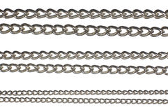 Necklace collection Stock Images