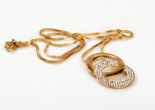 The necklace. Stock Images