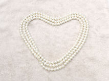 Necklace pearl Royalty Free Stock Photography
