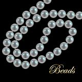 Necklace of pearls. vector illustration