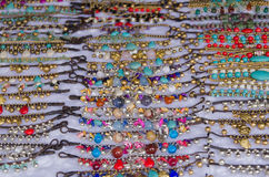 Necklace on sale Stock Image