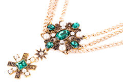 Necklace Stock Image