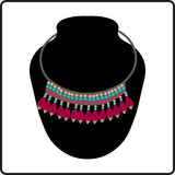 Necklace 2 Royalty Free Stock Photography