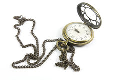 Necklace watch Stock Photography