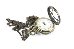 Necklace watch Royalty Free Stock Photo