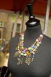 neckless försäljning Fotografering för Bildbyråer
