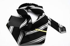 Necktie. On the white background Stock Image