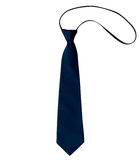 Necktie blue Royalty Free Stock Photos