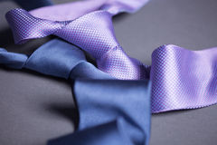 Necktie Close up Royalty Free Stock Images