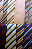 Necktie II. Colorfully necktie royalty free stock photo