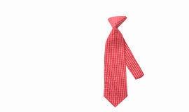 Necktie isolated Stock Image