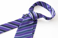 Necktie knot Stock Photos
