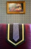 The necktie Stock Photography