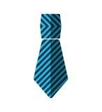 necktie man geometric shape father day Stock Photos