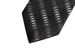 Necktie part Royalty Free Stock Photography