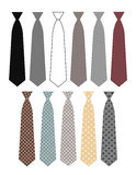 Necktie Royalty Free Stock Photos
