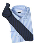 Necktie and shirt Royalty Free Stock Image