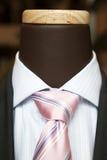 Necktie showcase Stock Photos