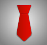 Necktie Vector Illustration Stock Photography