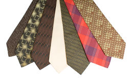 Neckties Royalty Free Stock Photos