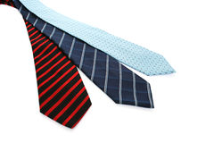 Neckties Royalty Free Stock Photography