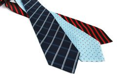 Neckties Stock Image