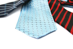 Neckties Stock Images