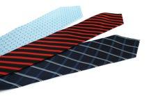 Neckties stock images