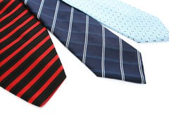 Neckties Royalty Free Stock Photo