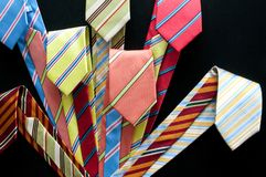 Neckties Stock Photos