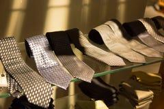 Neckties Royalty Free Stock Photos